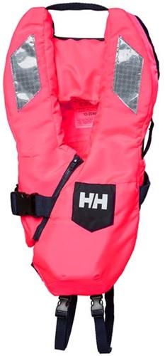 Helly Hansen KID SAFE+ 276 - roze - 10/25 kg - kruisband
