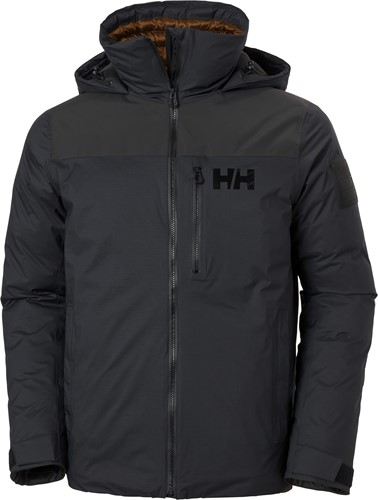 Helly Hansen Arctic Ocean Puffy jacket 980 ebony L