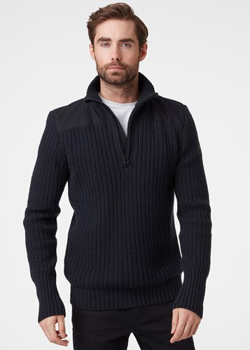 Helly Hansen Arctic Ocean Windproof sweater 597 Navy