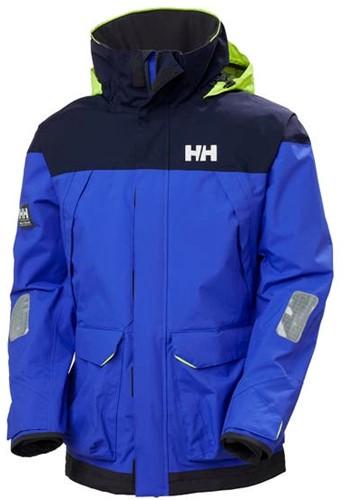 Helly Hansen Coastal zeilpak Pier-Royal Blue set: Jack - broek - fleece - tas