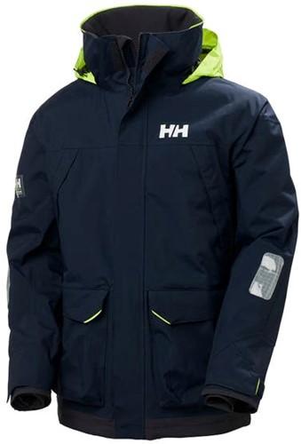 Helly Hansen Coastal zeilpak Pier-Navy /  set: Jack - broek - fleece - tas