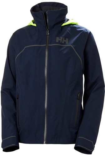 HELLY HANSEN DAMES FOIL LIHGT JACKET NAVY