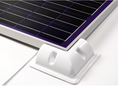 Solara hoekmontage zonnepanelen