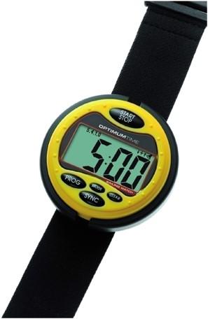 Optimum Horloge 315 Geel