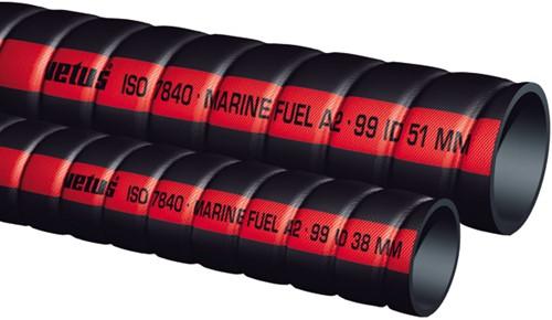 Brandstofvulslang ISO 7840 A1 51mm