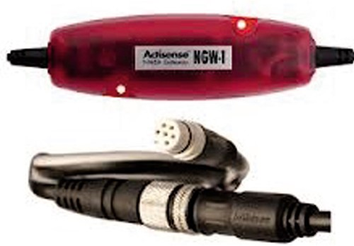 Actisense converter NMEA0183 naar STNG