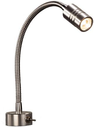 FR01-SW 10-26VDC 1.7/15W WW ø25x270 Met schakelaar