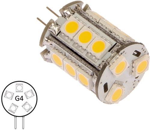G4 10-30VDC 3,2/25W WW 22X30