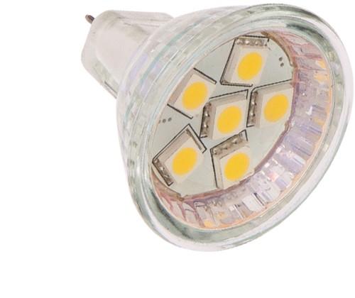MR11 10-30VDC 1.5/10W WW-120
