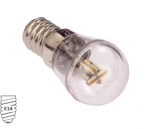 E14 10-35VDC 1.6/15W WW 26x56