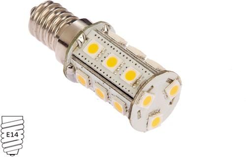 E14 10-30VDC 3.2/25W WW 23x61