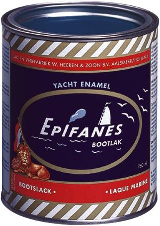 Bootlak Epifanes wit - 0,75 liter