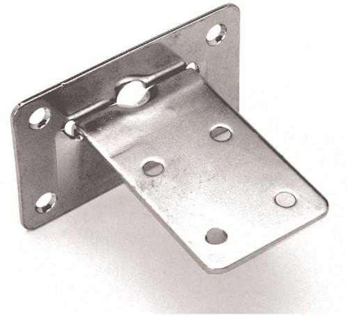 RVS tafelbladhouder 85x55x75
