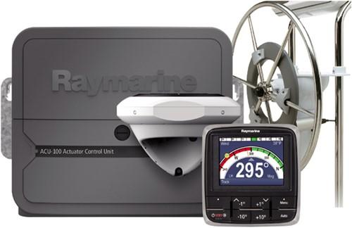 Raymarine EV-100 Stuurwielautomaat
