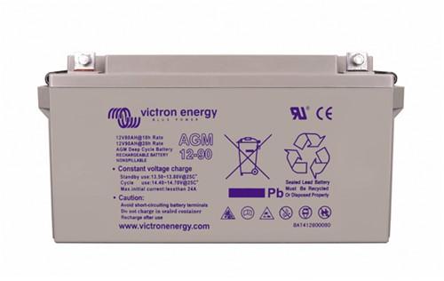 Victron AGM accu 12V/90 Ah