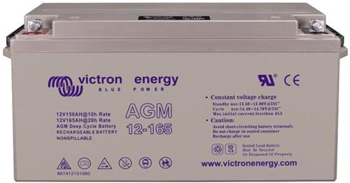 Victron AGM accu 12V/165 Ah
