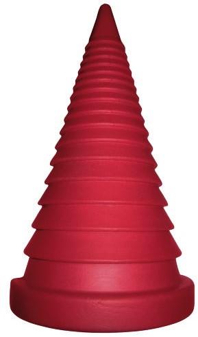 Truplug rood flexibele plug
