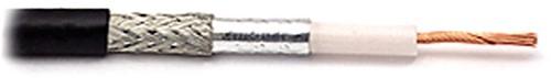 Coaxkabel H155 marifoon antennekabel H155 - 50 Ohm - 5.4mm - grijs