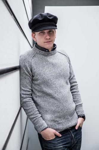 Roosenstein Wolke Robby Pullover Grey Melange