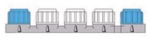 STNG 5-weg connector