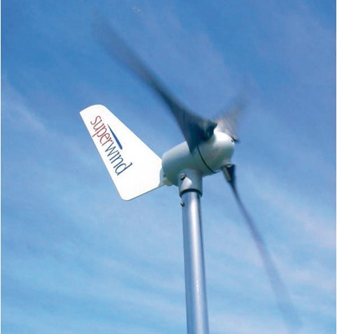 Windgenerator Superwind SW 350 12V