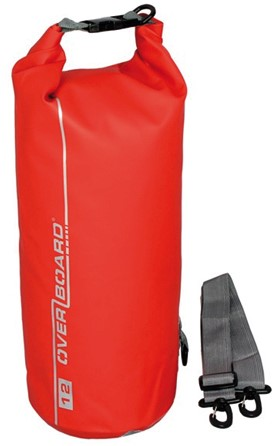Overboard Dry tube 12 ltr rood