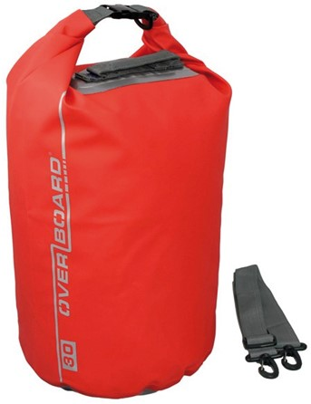 Overboard Dry tube 30 ltr rood