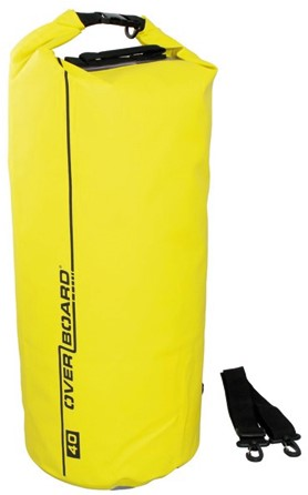 Overboard Dry tube 40 ltr geel