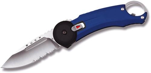 Buck Knife Redpoint Blue