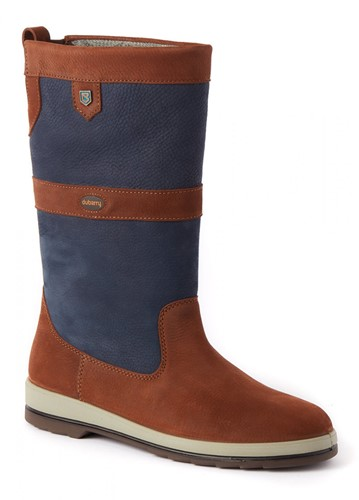 DUBARRY ULTIMA ZEILLAARS NAVY/BROWN
