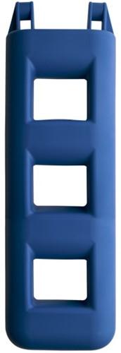 Majoni  trapfender - 3 treden - Blauw