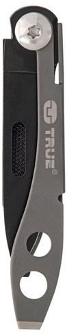True Utility Tweezer Tool Clam
