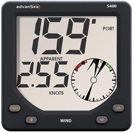AdvanSea S400 Wind set met digitaal display