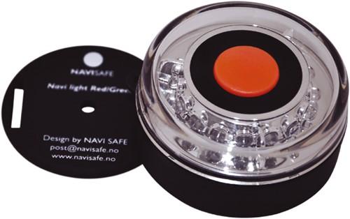 Navi Light 360 wit op magneetbasis