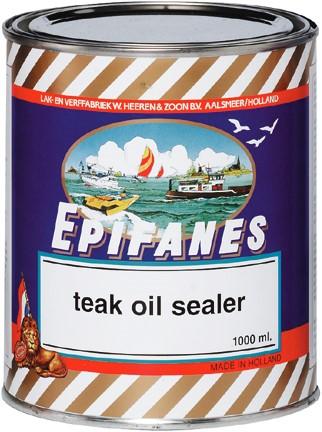 Epifanes Teak Oil Sealer 1,0 L