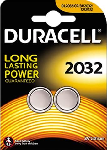 Duracell batterij knoop 3V 2032