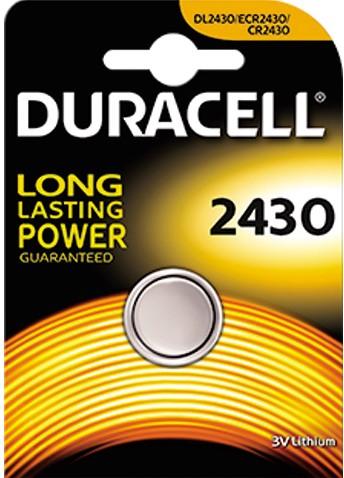 Duracell batterij knoop 3V 2430