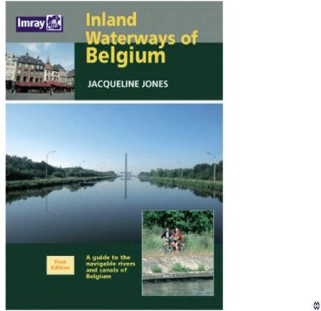 Imray - Inland Waterways of Belgium - Belgie