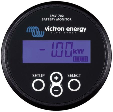 Victron Battery monitor BMV702 zwart