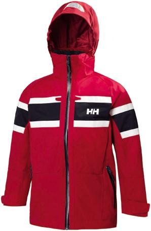 Helly Hansen JR Jack Salt Red