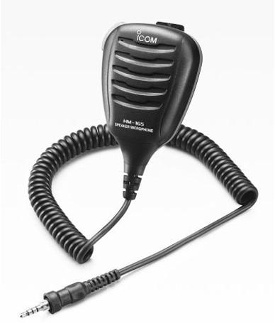 Speakermicrofoon Icom M33/35