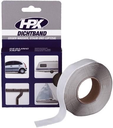HPX Sealingtape butyl - 20mm x 2m - grijs - butylband