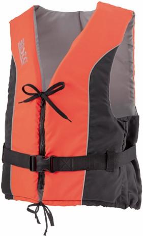 Besto Dinghy Zipper 50N reddingsvest - 70+ kg - XL