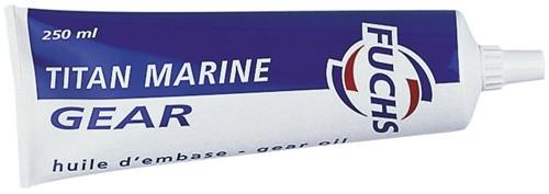 Staart Olie tube 250 ml.