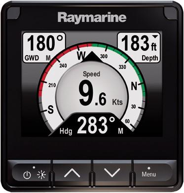 i70S Wind, Snelheid, Diepte DST800