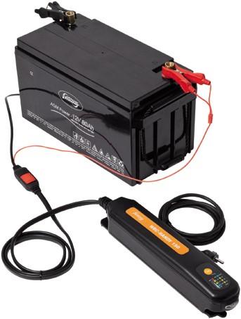 WhisperPower Acculader 15/12V