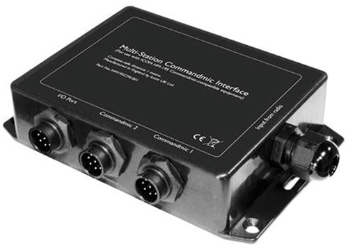 Icom HM195 Dual command mic