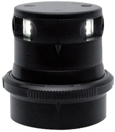 AS34 Led Stoomlicht zwart