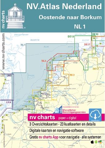 NV. Atlas NL1 Noordzee