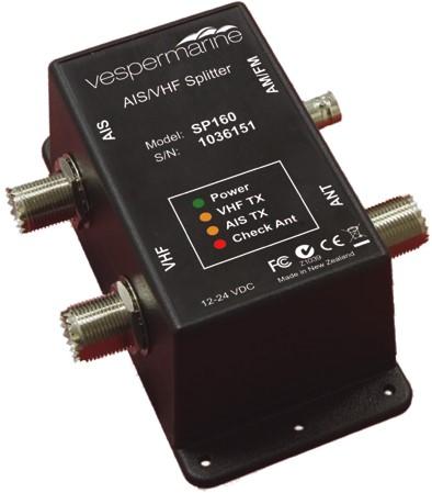 Vesper Watchmate AIS/VHF splitter
